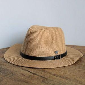 Accessories - Classic Floppy Panama Hat